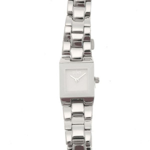 Storm Women's Bia White Dial Stainless-Steel Bracelet Watch