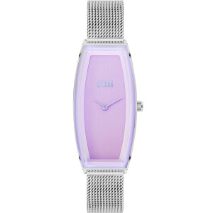 Storm Women's Suzi Lazer Violet Stainless-Steel Mesh Strap Watch