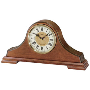 Seiko Westminster/Whittington Dual Chime Wooden Mantel Clock QXJ013B