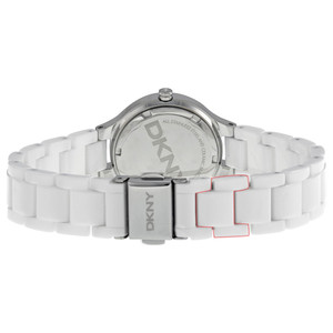 DKNY Replacement White Ceramic Link For Women's NY4886 Watch