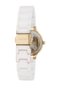 DKNY Replacement White Ceramic Link For Women's NY2250 Watch