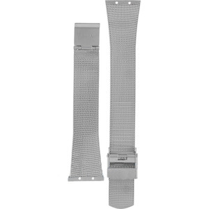 Skagen Replacement Stainless Steel Mesh Bracelet 19mm For 384XSSS1 With Free Connecting Pins