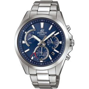 Casio Edifice Men's Solar Sapphire Chronograph Bracelet Watch EFS-S530D-2AVUEF