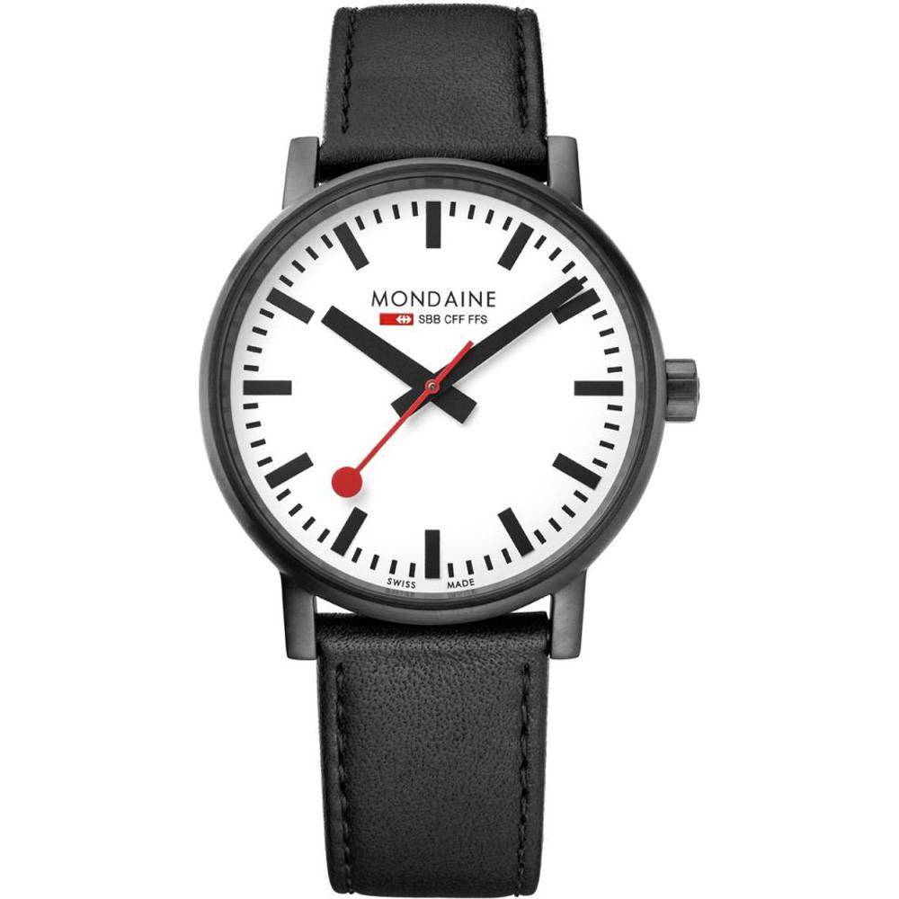 Mondaine Evo2 Swiss Railways Watch MSE.40111.LB  f10ad8a8bd33