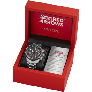 Citizen Eco-Drive Men's Red Arrows Perpetual Calendar Radio Controlled Watch CB5008-82E