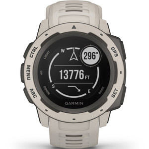 Garmin Instinct Military GPS Tundra Watch 010-02064-01