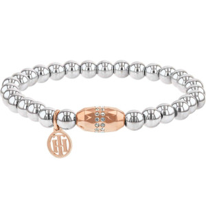 Tommy Hilfiger Ladies Fine Core Stretchy Beaded Bracelet 2780011