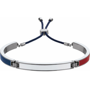 Tommy Hilfiger Ladies Fine Core Connected Bangle Bracelet 2780014