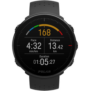 Polar Vantage M GPS HRM Multi-Sport Black Watch 90069736