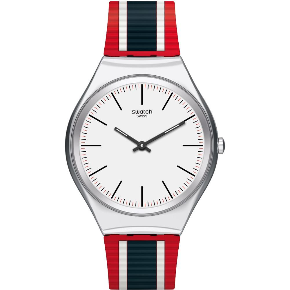 1e2cae3df9f7 Swatch Skinflag Skin Irony Watch SYXS114