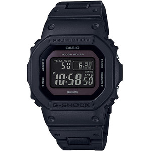 G-Shock Radio Controlled Tough Solar Bluetooth Black Bracelet Watch GW-B5600BC-1BER