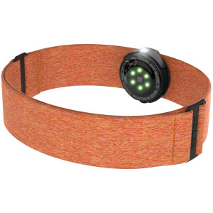 Polar OH1 Unisex Arm Band Optical Heart Rate Sensor Orange 92070322