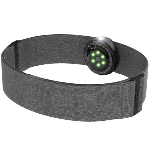 Polar OH1 Unisex Arm Band Optical Heart Rate Sensor Grey 92070323
