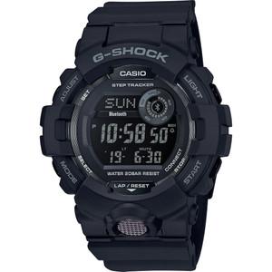 G-Shock Men's Bluetooth Step Tracker Black Resin Strap Watch GBD-800-1BER