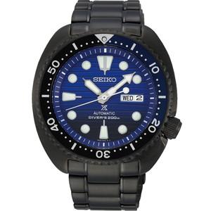 Seiko Men's Prospex Turtle Save The Ocean Automatic Diver's Blue Dial Watch SRPD11K1