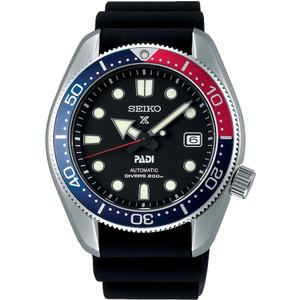 Seiko Men's Prospex PADI Recreation Sapphire Black Dial Automatic Diver's Watch SPB087J1