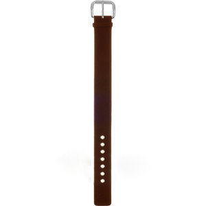 Marc Jacobs 20mm Brown Genuine Leather Watch Strap For MBM1139
