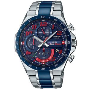 Casio Edifice Limited Edition Scuderia Toro Rosso Two Tone Bracelet Watch EQS-920TR-2AER