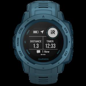 Garmin Instinct Military Lakeside Blue Watch 010-02064-04