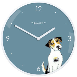 Thomas Kent Field Top Dog Wall Clock CKP1011