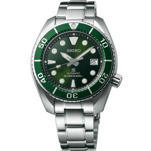 Seiko Prospex Sumo Automatic Diver's Green Dial Watch SPB103J1