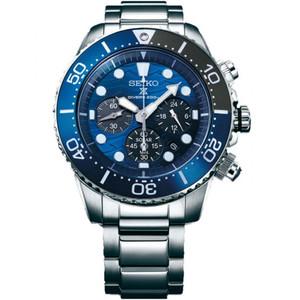 Seiko Prospex Save The Ocean Diver's Solar Chronograph Watch SSC741P1