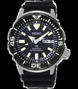 Seiko Prospex Monster Automatic Diver's Strap Watch SRPD27K1