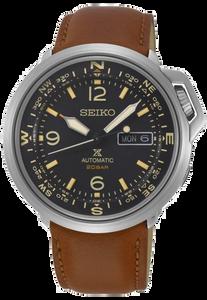 Seiko Prospex Outdoor Brown Strap Watch SRPD31K1