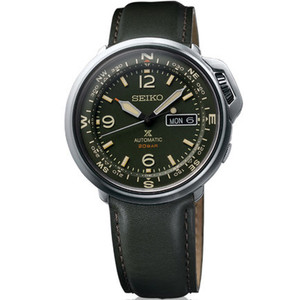 Seiko Prospex Outdoor Green Strap Watch SRPD33K1