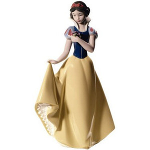 Nao Porcelain Disney Snow White Figurine 02001680