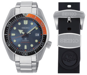 Seiko Prospex Limited Edition Twilight Blue Automatic Diver's Watch SPB097J1