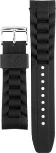 Ice-Watch Replacement Strap Black With Free Pins