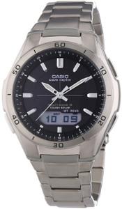 Casio Men's Waveceptor Titanium Watch WVA-M640TD-1AER