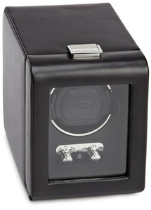 Wolf Heritage Collection Single Watch Winder In Black 270002