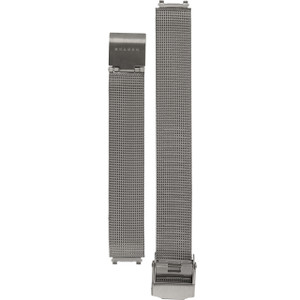 Skagen Replacement Watch Strap Silver Mesh 12mm For 233XSSS And 233XSGSC And 233XSSMP