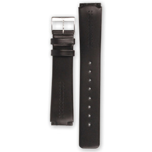 Skagen Watch Replacement Strap For 433LSLB Black Leather