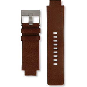 Diesel Watch Replacement Strap For DZ1090 Brown Genuine Leather