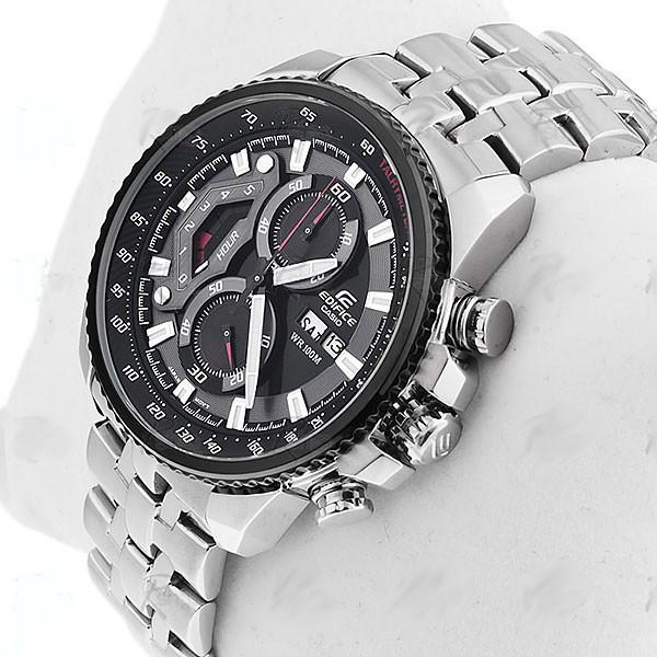 Casio Edifice Mens Chronograph Watch EF-558D-1AVEF 4bfc158f73