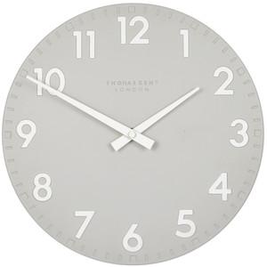 Thomas Kent Camden Designer Wall Clock Smoke Colour CK12113 (30 cm)