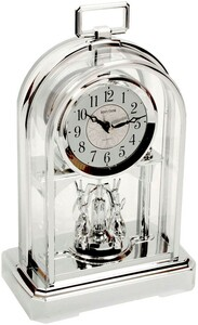 Rhythm Anniversary Mantel Clock With Pendulum 4SG744WR19