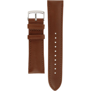 Armani Replacement Watch Strap For AR2463 Brown Genuine Leather