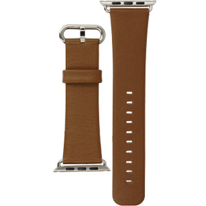 Apple Watch Replacement Strap Brown Leather 38 mm