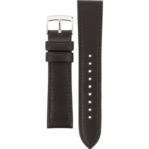 Armani Replacement Watch Strap For AR1694 Black Genuine Leather