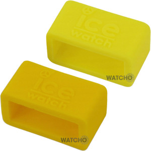 Ice Watch Strap Holder Loop Replacement Yellow, Yellow Fluorescent