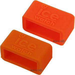 Ice Watch Strap Holder Loop Replacement Orange, Orange Fluorescent