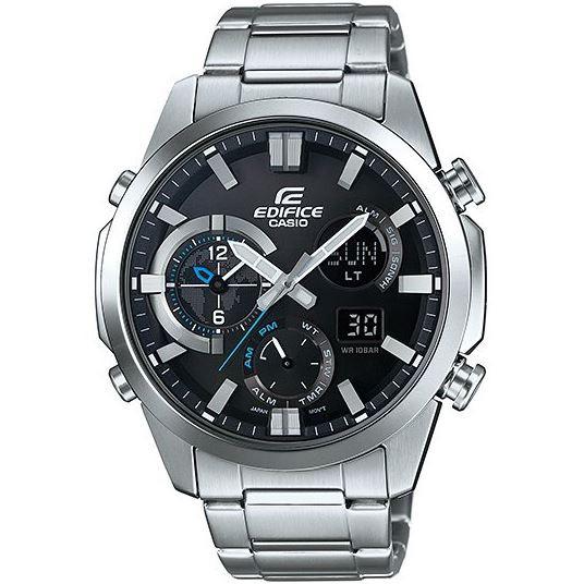 e77b8ccdc2ef ERA-500D-1AER Casio Edifice Dual Time Chronograph Watch