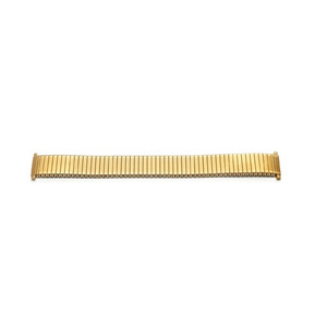 Replacement 18mm Gold Tone Expander Bracelet