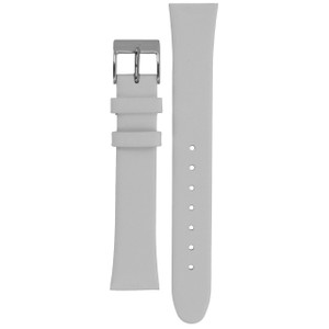 Skagen Replacement Watch Strap White Leather 17mm For 648SSLWW