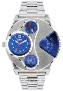 STORM V2 Navigator Men's Lazer Blue Watch
