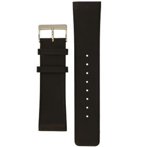 Skagen Replacement Watch Strap Leather For 833XLSLB